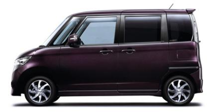 日産 ルークス ハイウェイスター (2009年12月モデル)
