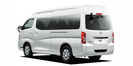 日産 NV350キャラバンワゴン DX (2016年2月モデル)