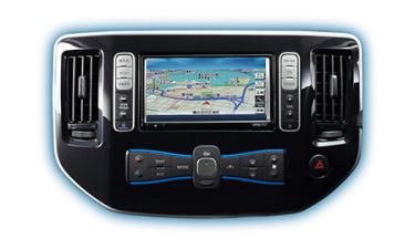 日産 e-NV200ワゴン G (2014年10月モデル)