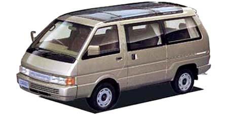 日産 バネットラルゴコーチ スーパークルージング パノラマルーフ (1992年1月モデル)