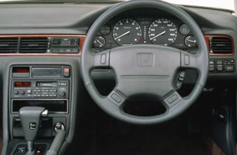 ホンダ ビガー タイプW Sリミテッド (1991年5月モデル)