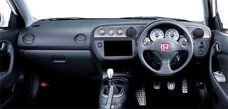 ホンダ インテグラ iS (2003年9月モデル)