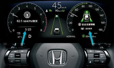 ホンダ シビック LX (2021年9月モデル)