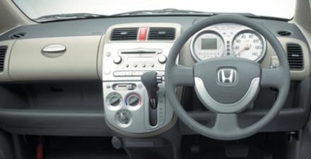 ホンダ ライフ Dターボ (2003年10月モデル)
