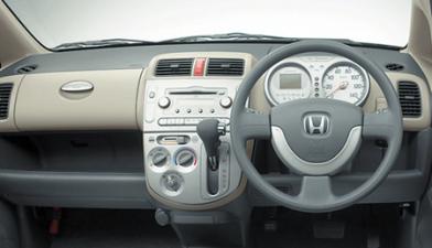 ホンダ ライフ Cターボ (2003年10月モデル)
