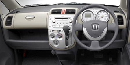 ホンダ ライフ Dターボ (2004年10月モデル)