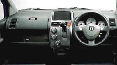 ホンダ モビリオスパイク AタイプLパッケージ2 (2003年5月モデル)