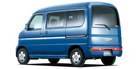 ホンダ バモスホビオ M (2003年4月モデル)