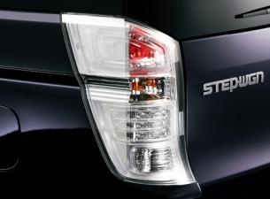 ホンダ ステップワゴンスパーダ S (2009年10月モデル)