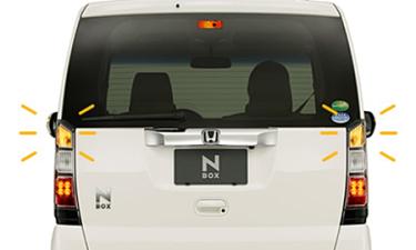 ホンダ N-BOXカスタム G・Lパッケージ (2012年12月モデル)