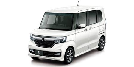 ホンダ N-BOXカスタム G・EXホンダセンシング (2019年10月モデル)