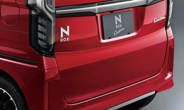 ホンダ N-BOXカスタム EX (2020年12月モデル)