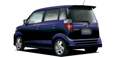 ホンダ ゼストスパーク W (2009年11月モデル)