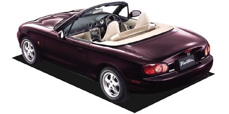 マツダ ロードスター SP (2003年9月モデル)