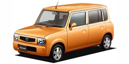マツダ スピアーノ ターボ (2003年9月モデル)