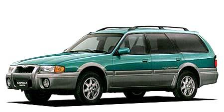 マツダ カペラワゴン SXクルージング (1996年7月モデル)