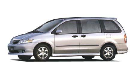 マツダ MPV MPV(標準車) (1999年6月モデル)