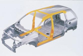 マツダ MPV MPV Gパッケージ (1999年6月モデル)