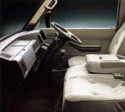 マツダ ボンゴブローニイワゴン リミテッド サンルーフ (1987年9月モデル)