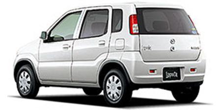マツダ ラピュタ Sターボ (2003年9月モデル)