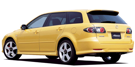 マツダ アテンザスポーツワゴン 23S (2003年7月モデル)