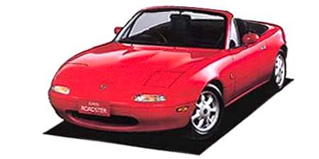 ユーノス ユーノスロードスター スペシャルパッケージ装着車 (1991年8月モデル)