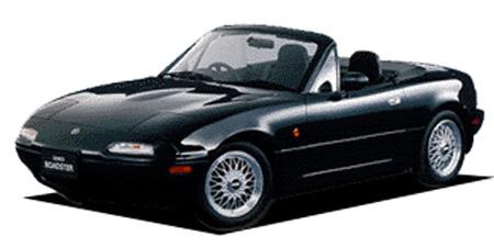 ユーノス ユーノスロードスター Sスペシャル タイプII (1995年8月モデル)