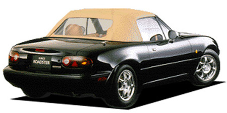 ユーノス ユーノスロードスター Vスペシャル (1995年8月モデル)