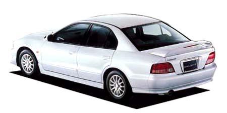 三菱 ギャラン VR-4タイプS (2000年5月モデル)