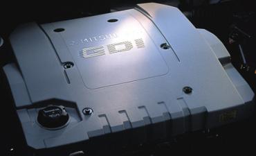 三菱 ギャラン VR-G (2000年5月モデル)