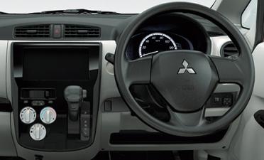 三菱 eKワゴン E e-アシスト (2014年12月モデル)