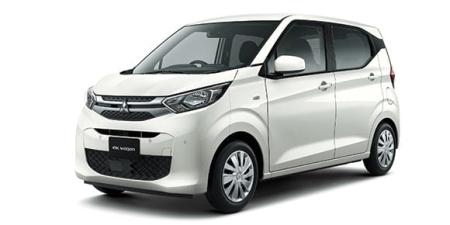 三菱 eKワゴン G (2020年12月モデル)