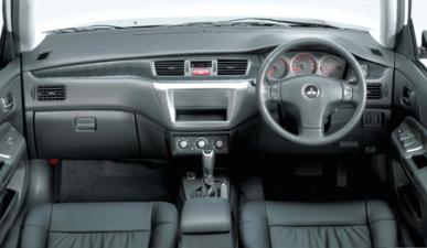 三菱 ランサーワゴン T-ツーリング スーパーパッケージ (2003年2月モデル)