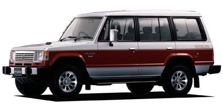 三菱 パジェロ エステートバン DX (1990年6月モデル)