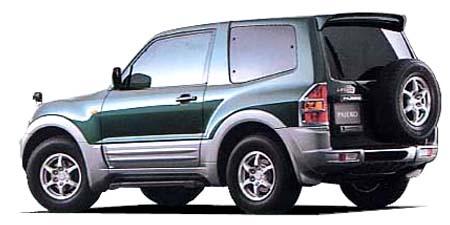 三菱 パジェロ ロング ZR (1999年9月モデル)