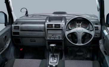 三菱 パジェロミニ VR (2003年9月モデル)