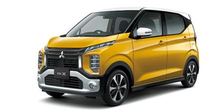 三菱 eKクロス G (2020年12月モデル)