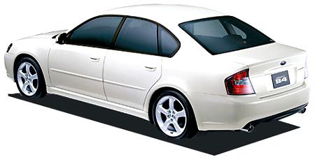 スバル レガシィB4 2.0R (2003年6月モデル)