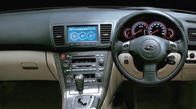 スバル レガシィB4 3.0R (2003年9月モデル)