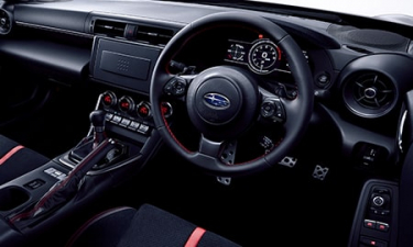スバル BRZ S (2021年8月モデル)