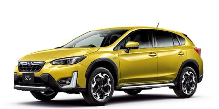 スバル XVハイブリッド アドバンス (2020年10月モデル)