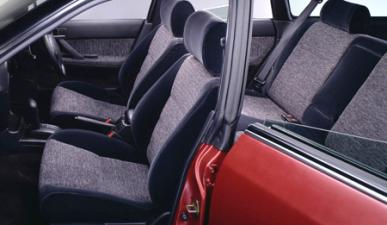 スバル レガシィツーリングワゴン ブライトン220 (1992年6月モデル)