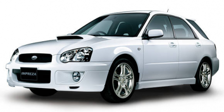 スバル インプレッサスポーツワゴン 15i-S (2003年9月モデル)