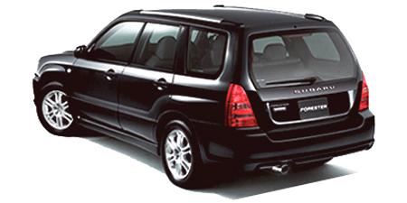スバル フォレスター X20 L.L.Beanエディション (2004年2月モデル)