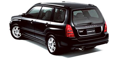スバル フォレスター STiバージョン (2004年2月モデル)