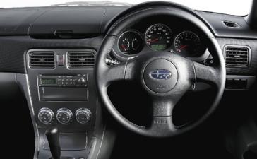 スバル フォレスター STiバージョン (2007年1月モデル)