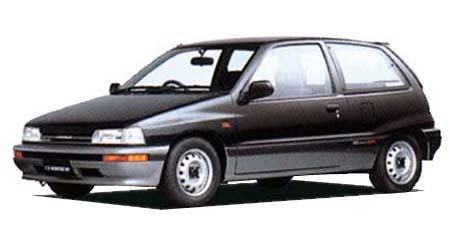 ダイハツ シャレード CXF (1989年4月モデル)