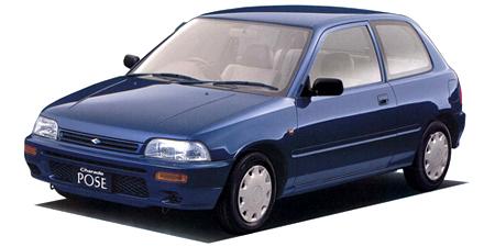 ダイハツ シャレード ポゼクルージングパック (1994年5月モデル)