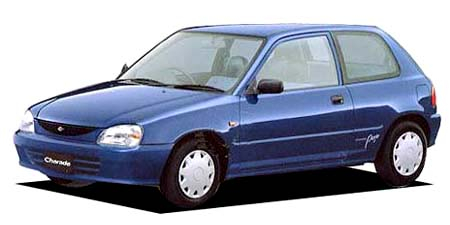 ダイハツ シャレード ポゼ (1995年11月モデル)