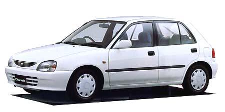 ダイハツ シャレード CX (1996年10月モデル)